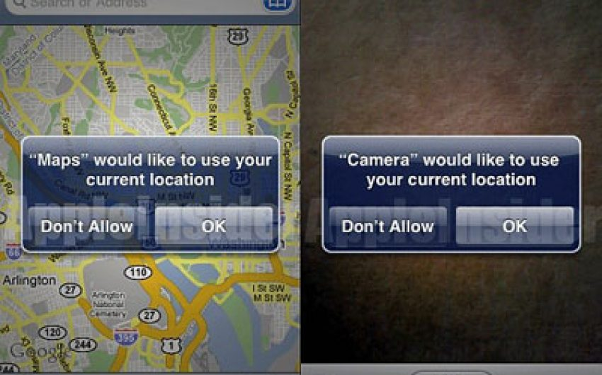What to look out for with cameras and geotagging